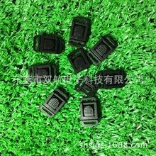 塑料小插扣,塑胶中按扣,环保彩色可订做,穿织带10MM 物优价廉