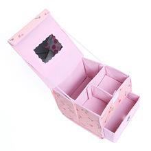 熱銷收納盒 現代簡約實用收納箱批發 高檔防塵布藝儲物箱加工定制