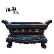 海潮法器供应平口纯铜香炉 佛教用品 寺院专用做工精美 特价处理