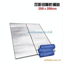 铝膜防潮垫加厚加宽户外超大200*200野餐垫爬行垫帐篷地垫