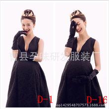 韩版摄影服装 影楼孕妇装写真 孕妇摄影服装 孕妇摄影服饰 孕妇裙