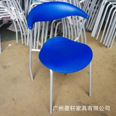 塑钢椅  塑料椅 便宜的塑胶椅 简易的塑钢椅 电脑室凳子学生椅