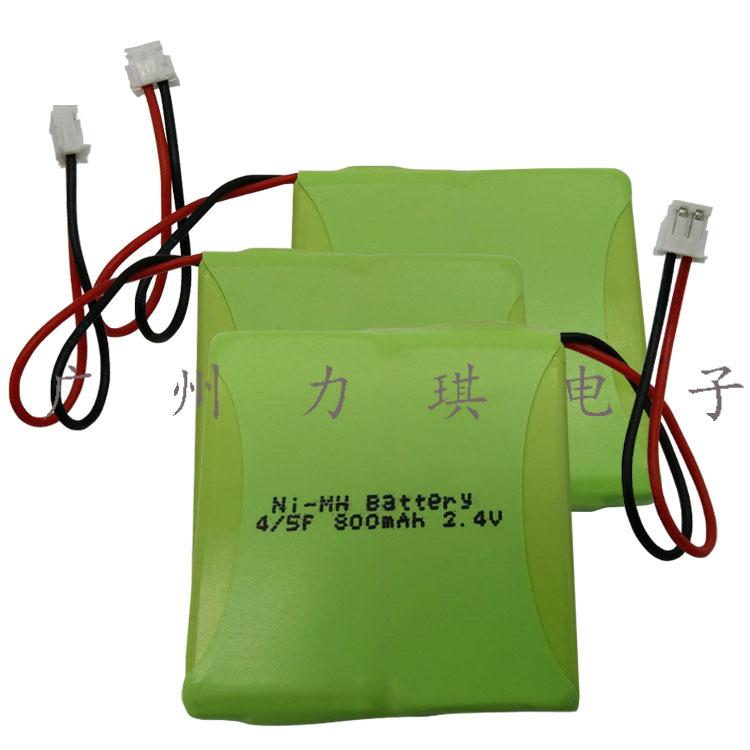 镍氢电池4/5F6 2.4V ?#35270;?M702BMXZ GPHP70-R00口香糖方型电池组