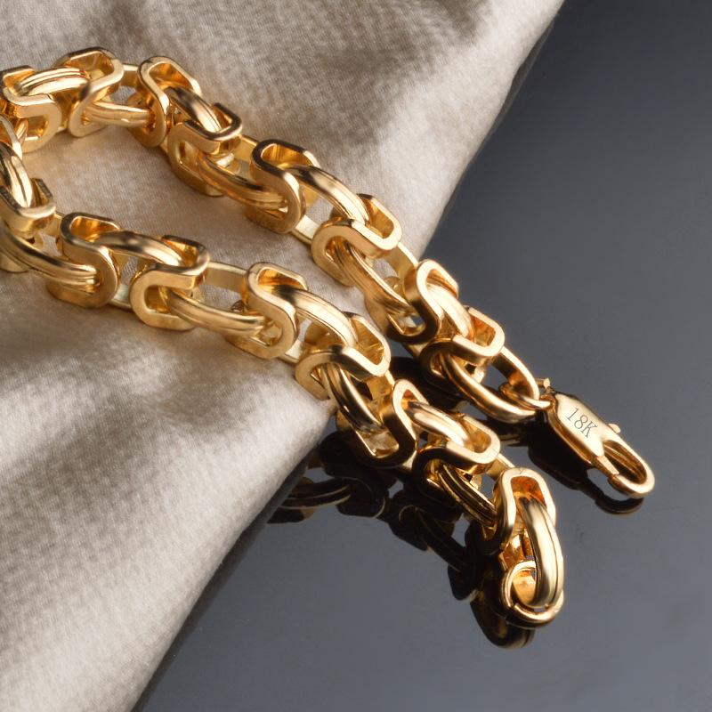 корги мужские золотые цепи название фото призван