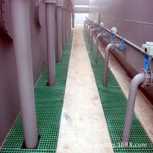 青岛模塑玻璃钢格栅板 玻璃钢走道板 安丘江泰厂家现货玻璃钢格栅