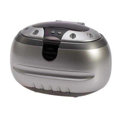 康得森超声波清洗机CD-2800眼镜珠宝五金清洗器304钢桶600ml家用