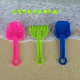 热卖兒童沙灘玩具2000C工具 过家家沙池決明子鏟耙工具