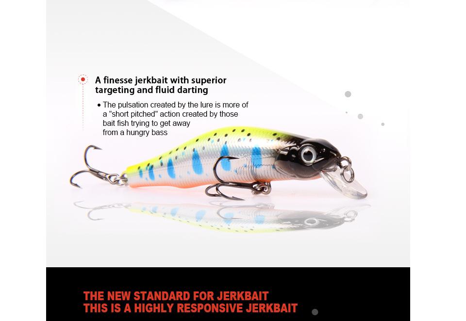Bearking Assorted Crankbait Fishing Lures 11