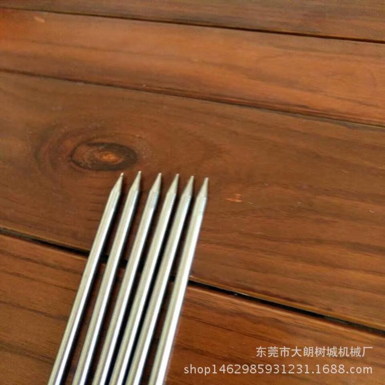锥管加工 精抽薄壁小铝管 金属材料加工设备 广东省五金机械