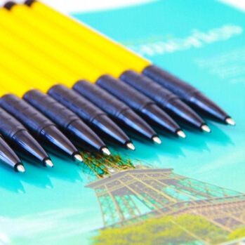 Poly điểm văn phòng phẩm tiểu học ấn 6546 bút bi văn phòng bút bi bút bi bút văn phòng bán buôn