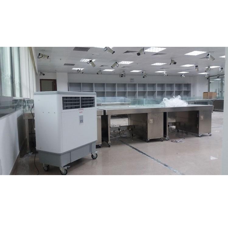 银行大型金库空气净化器设备产品图片2
