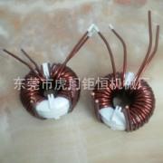 共模磁环产品夹板钩针式绕线机