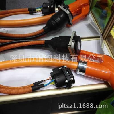 广东 新能源汽车连接器高电压RTHP0201PN AMP 线束加工高品质