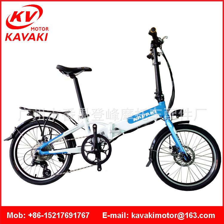 批发零售出口 新款20寸折叠自行车学生单车男女式成人折叠自行车