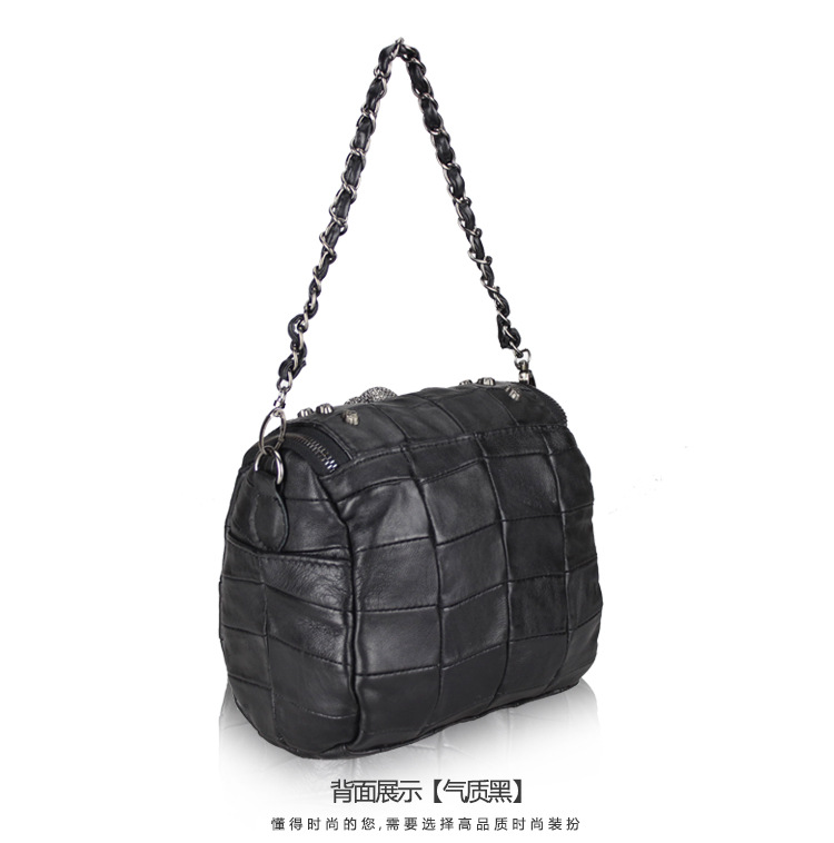 Other PUhandbag(black)NHSK0227-black