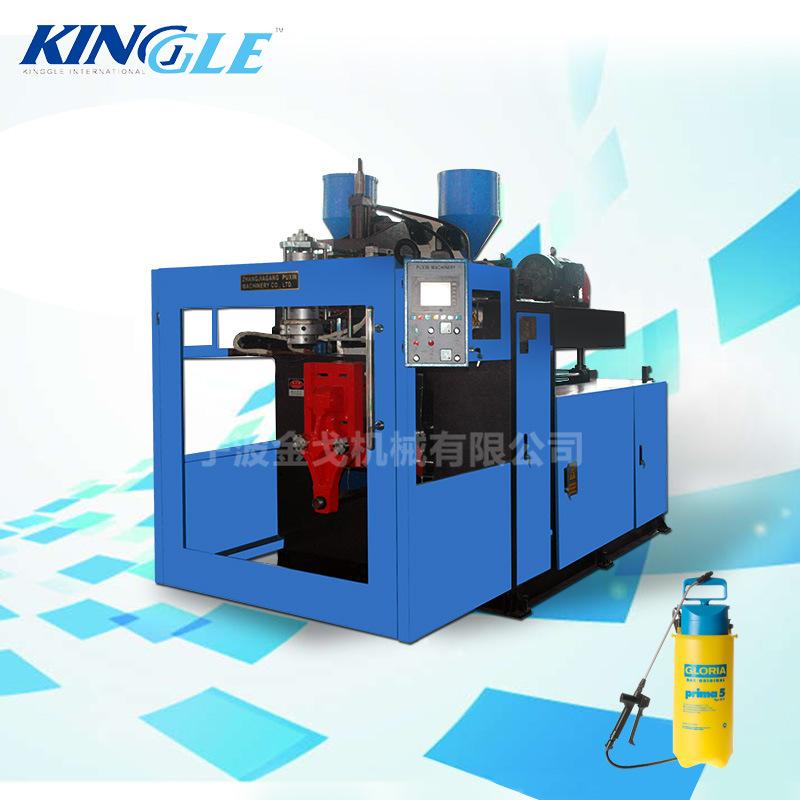 厂家直供12L单工位全自动中空吹塑机 10L尿素桶无人化中空吹塑机