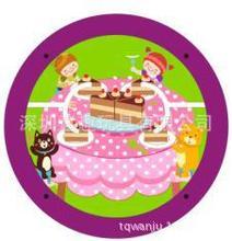 墙面玩具童趣墙面游戏系列?#30340;?#26234;慧幼儿园益智早教生日蛋糕