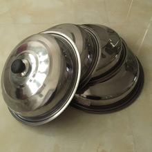 不銹鋼加深加厚鍋蓋 帶磁大鼎蓋 不銹鋼加深加厚歐式蓋 多用蓋