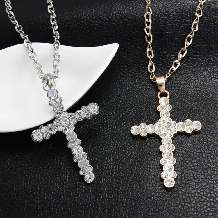 Alloy Fashion Geometric necklace  (Alloy)  Fashion Jewelry NHAS0579-Alloy