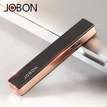 中邦usb充电打火机电子点烟器定制刻字防风超薄金属个性礼品ZB679
