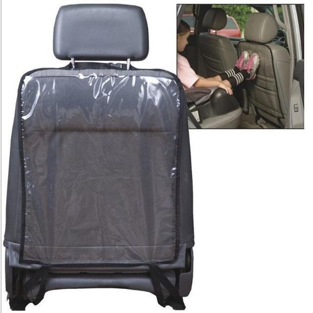 儿童汽车座椅靠背保护罩 后背防护 婴儿防踢垫防磨垫 防踩脏垫
