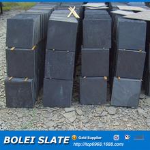 2016新料 黑色青石地板黑色板岩地砖 厚度可定做