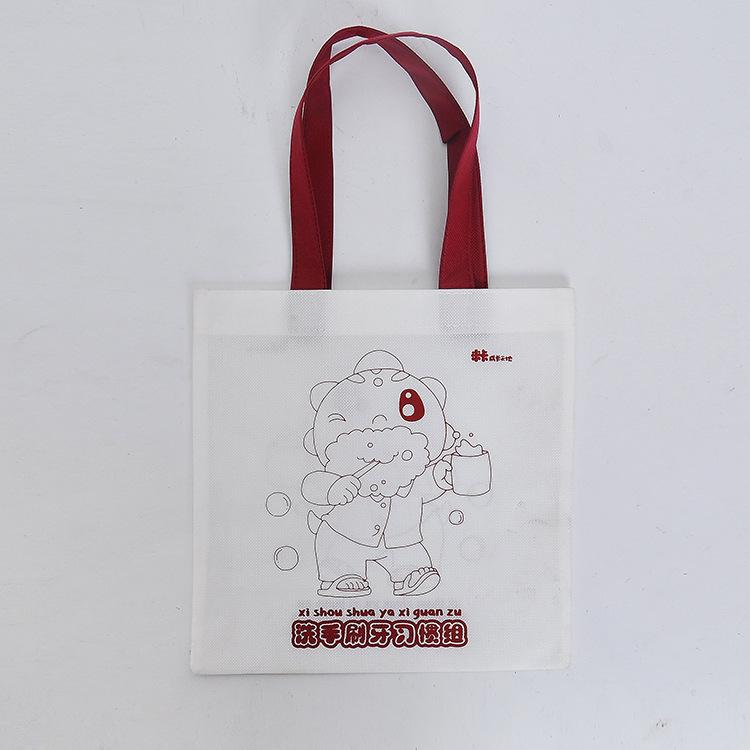 无纺布袋加急定做 环保袋定制广告购物宣传包装袋印字LOGO加急