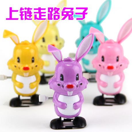 <大> Phiên bản phim hoạt hình Q huy động đồ chơi đồng hồ lớn trên động vật quà tặng đồ chơi nóng của động vật Taobao 45 Đồng hồ đồ chơi