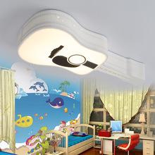 吸顶灯 led中山古镇大提琴卧室卡通儿童房间卧室儿童灯吸顶灯批发