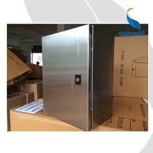 工厂直销 304不锈300*200*150 金属配电箱 电力控制箱