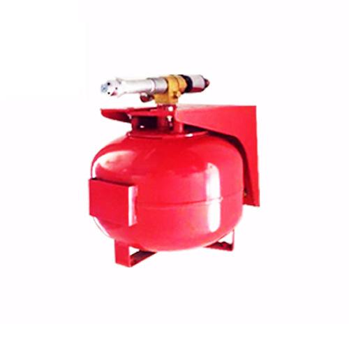 发电机房悬挂式七氟丙烷自动灭火系统 电磁型悬挂式灭火器