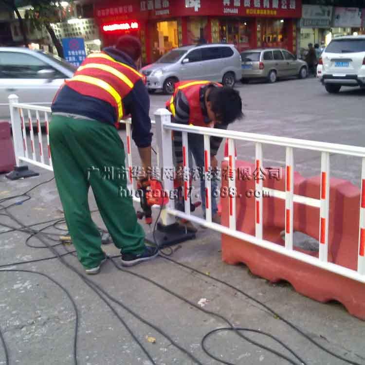 【面包管护栏】交通护栏市政围栏 道路隔离栏隔离围栏隔离防护网