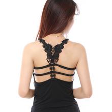 Áo hai dây nữ thời trang, kiểu dáng năng động, phong cách Hàn