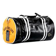 熱賣批發新款歐美單肩斜挎包旅行包運動包男健身包女手提訓練包