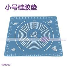 小号硅胶垫 耐高温烘焙垫 烤箱微波炉硅胶餐垫 隔热烤盘垫 490700