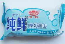 上海 萊莎 餅干 純鮮 煉奶起士餅干 散稱獨立 一箱9.5斤