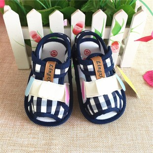 Summer new baby toddler shoes Morning sun baby beef tendon bottom toddler shoes Optional size baby shoes wholesale