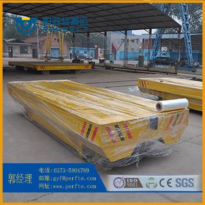 高性能轨道电动平车 性价比超高电动平板车 品质10吨款