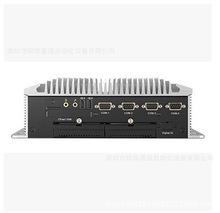 研华ARK-3510 i3/ i5/ i7 可插拔 HDD硬盘无风扇嵌入式工控机