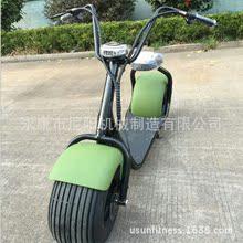 哈雷車電動車哈雷滑板車鋰電大輪寬胎代步車城市代步車熱銷