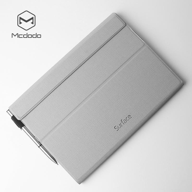 适用微软surface pro7平板电脑保护套pro4/5/6保护壳键盘支架套包