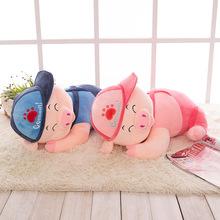 卡通動物麥兜豬系列公仔娃娃抱枕毛絨玩具豬婚慶禮品生日禮物