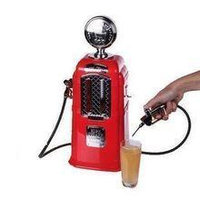 冰凉一夏补给加油站双枪迷你饮料机啤酒机酒炮创意分酒器