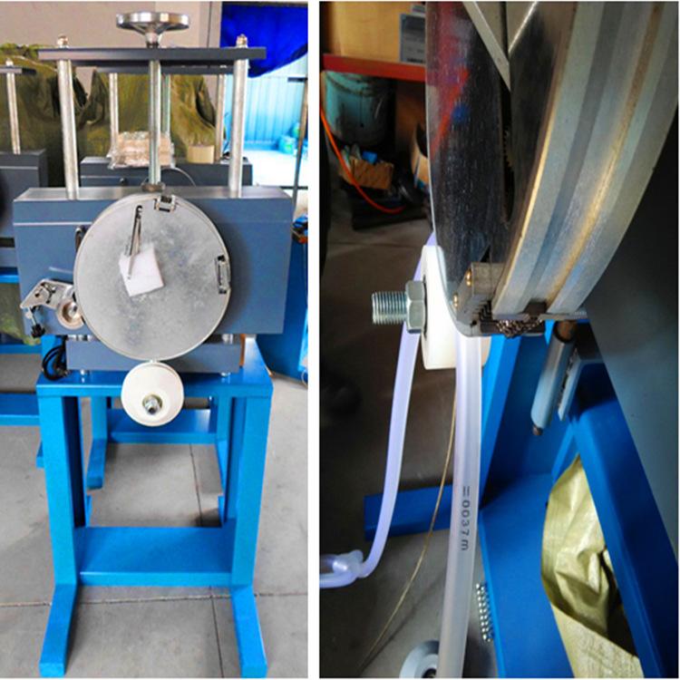 厂家直销PE塑料管专用小型油墨印字机计米库存量充足48小时内发货