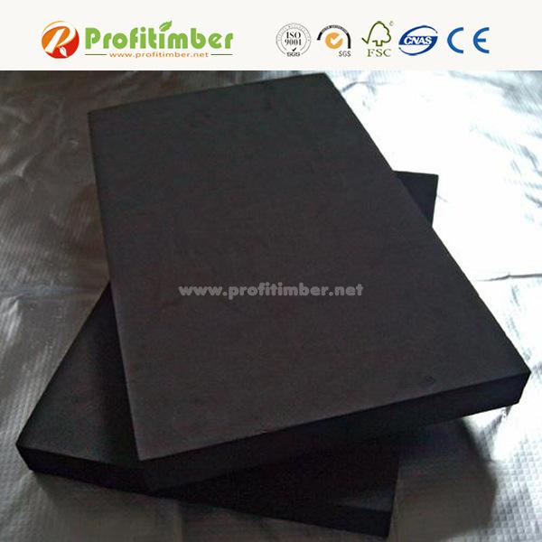 廠家供應 黑色中纖板 黑芯密度板 浴室衛生間隔 特殊規格中纖