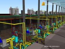 管道三维设计软件 可自动生成管道预制单线图管段图软件