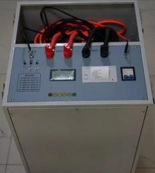 供应智能回路电阻测试仪 600A六档电流可调  回路电阻仪
