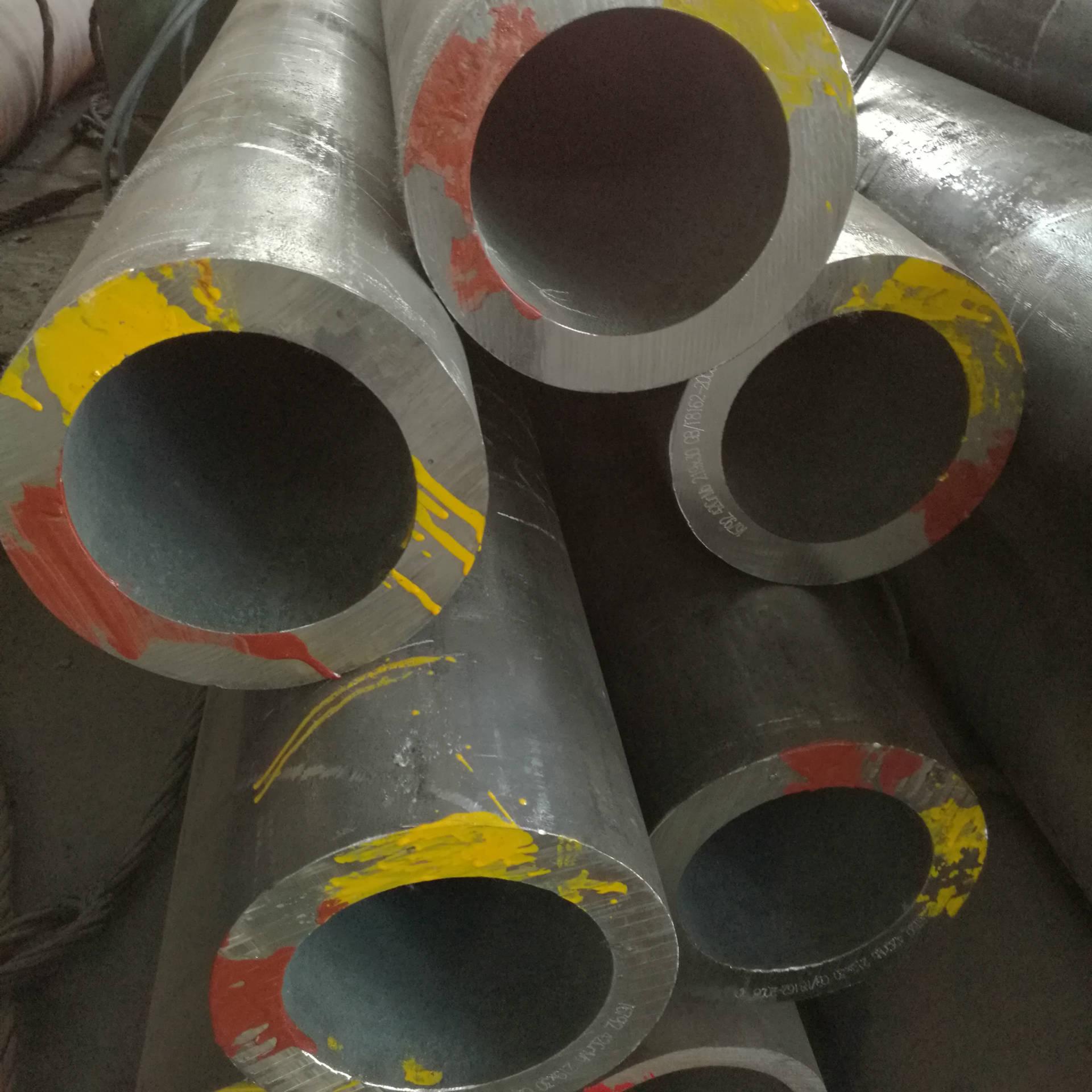 工厂直销 热轧合金钢管45mn2无缝钢管89*25无缝钢管机械制造用