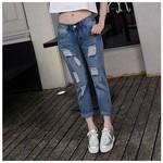 Quần jeans nữ thời trang, thiết kế năng động, cá tính