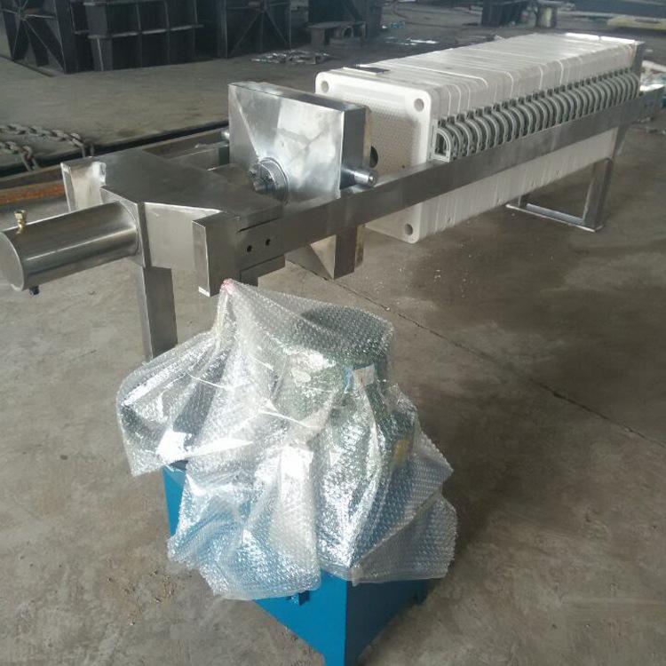 禹州恒翔压滤机厂家供应油泥压滤机 石蜡油压滤机 柴油压滤机